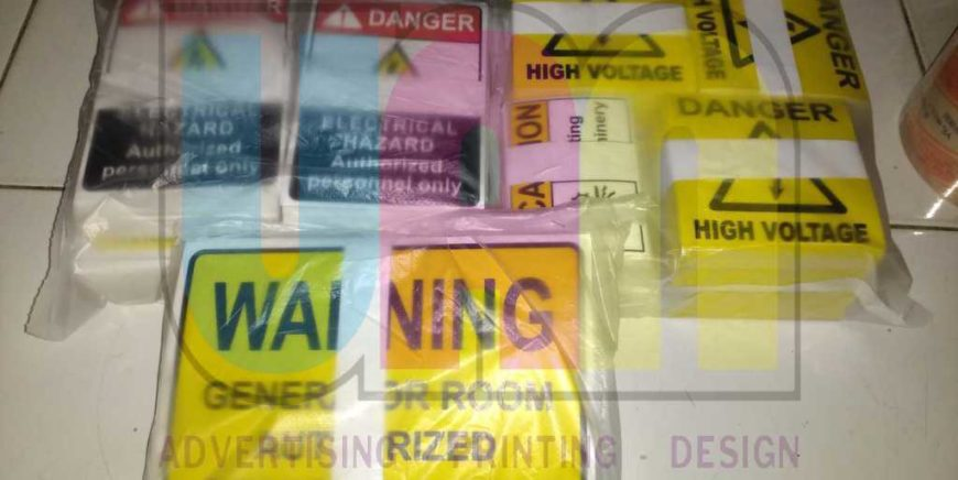 Jasa Pembuatan Cutting Sticker