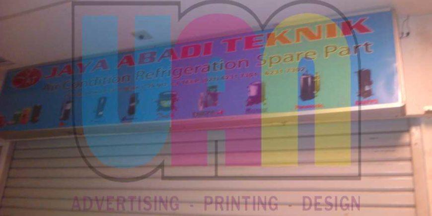 Jasa Pembuatan Neon Box